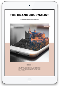 The Brand Journalist issue image